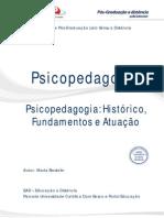 Psicopedagogia Historico Fundamentos e Atuacao Versao Final