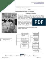 Guía Vanguardias 1 IV Medio