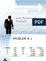 1613 Joint and by Products
