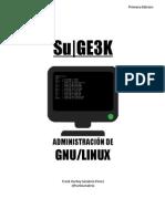 Sug3k Administracion de GNULinux