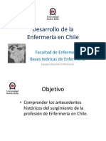 Clase Desarrolloenfermeria en chile de La Enfermería en Chile