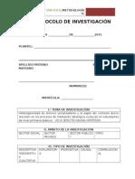 Criminología Protocolo de Investigación - Copia