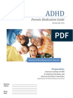ADHD Parents Medication Guide 201305