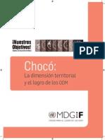 Logro de Los ODM - Fondo Para El Logro Delos ODM