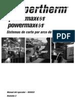 Manual Powermax Español