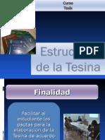 SemI_3_EstructuraTesina.ppt