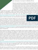 El concepto de espacio topológico en Merleau-Ponty | Surfeando por el océano del pensamiento.pdf