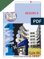 SESION 4 UCV