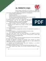 El Perrito Cojo(Lectura Reflexiva Para 6to Grado).EAM_12417