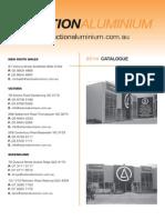 Action Aluminium Catalogue 2014