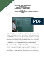 Operation Management-NPTEL-Lec4