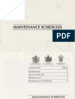 Maintenance Schedules.pdf