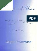 Meditation of Silence