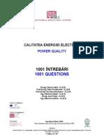 Cartea 1001 Intrebari UEE