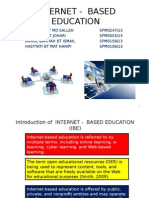 Internet - Based Education No Video