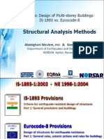 P8 AM Structuralanalyismethods