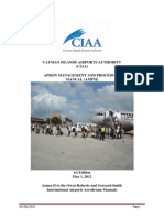 CIAA Apron Management Manual V1