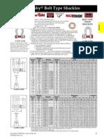 Shackel PDF Crosby in Mm