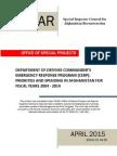 $2.26 billion CERP spending in Afghanistan probed