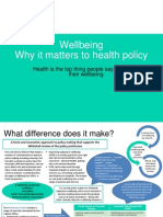Wellbeing Policy
