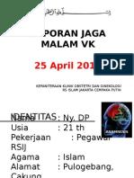 Lapjag Vk 25 April 2015