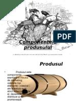 Componentele Produsului XII C Melnicu g