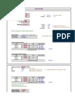 Rcc Design Sheet 1