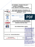 LT Cable Datasheet