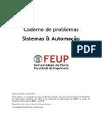 Cad Exercícios Sistemas e Automação