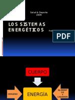 Los Sistemas Energéticos