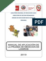 9.-Manual Del Aplicador 2013 PRIMARIA