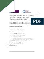 FDN1415_Sem1SampleExam