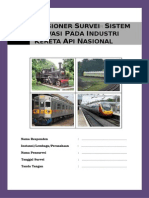Kuisioner Survei PT. INKA - Revisi 2.doc