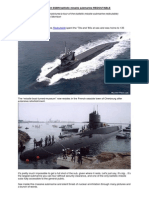 french ssbn submarine redoutable
