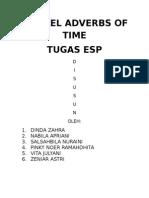 Artikel Adverbs of Time