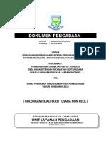 Dokumen Pengadaan Paket 27