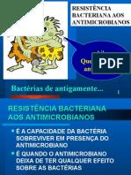 9_Resistência Aos Antimicrobianos