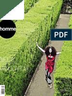 Revista Homme 36