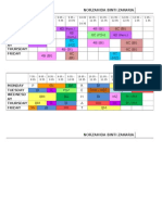 2nd Timetable Personal and Class 2015