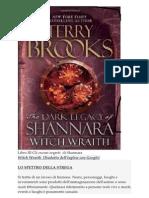 Terry Brooks, Witch Wraith III Lo Spettro Della Strega Traducido Con Google