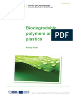 Biodegradable Plastics and Polymers
