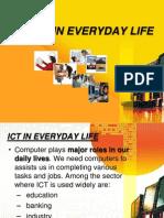 Ict in Everyday Life