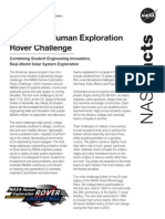 14-053 NASA Rover Challenge 2014 Fact Sheet