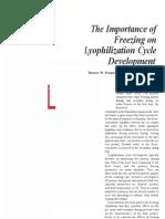 Article Liofilizacion
