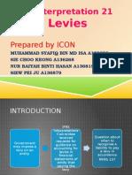 IC Interpretation 21 - Levies