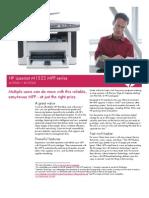 HP LaserJet M1522 MFP Series