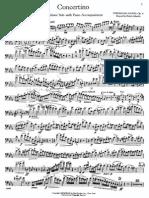 Concertino - F.David