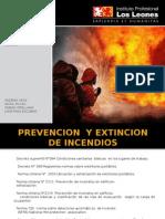 Expresio sistemas de extincion y deteccion de incendios