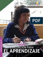 SiProfe Evaluacion Para El Aprendizaje(1)