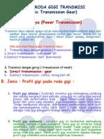 3-Basic Transmission Gear
